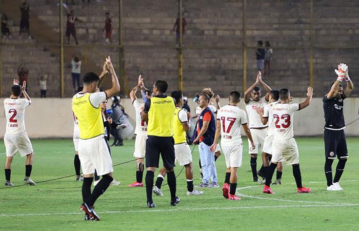 Universitario de Deportes (Foto: Facebook del club)