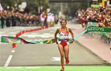 Gladys Tejeda logró el boleto a los Juegos Olímpicos Tokio 2020