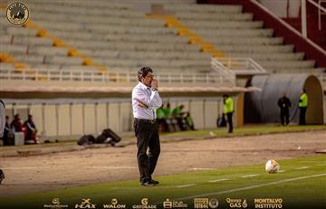 Cusco FC: Javier Arce señaló que buscarán mantener la ventaja ante Audax Italiano
