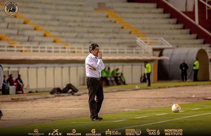 Javier Arce señaló que la defensa cumplirá un papel vital. Foto: Facebook