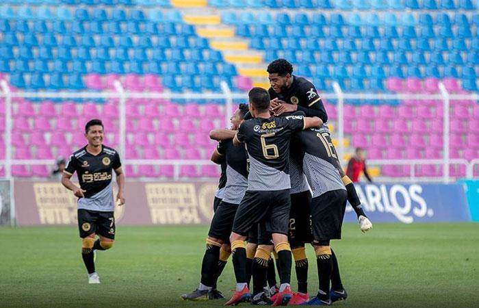 Cusco FC. Foto: Facebook