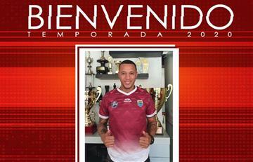 Jesús Rabanal es nuevo jugador de Carlos Stein para la Liga 1