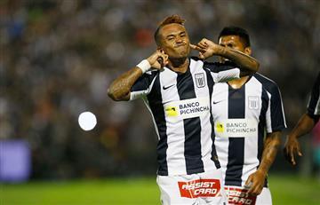 Alianza Lima: el gol de chalaca de Joazinho Arroé
