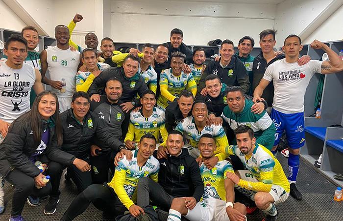 León suma 18 puntos en la Liga MX. Foto: Twitter