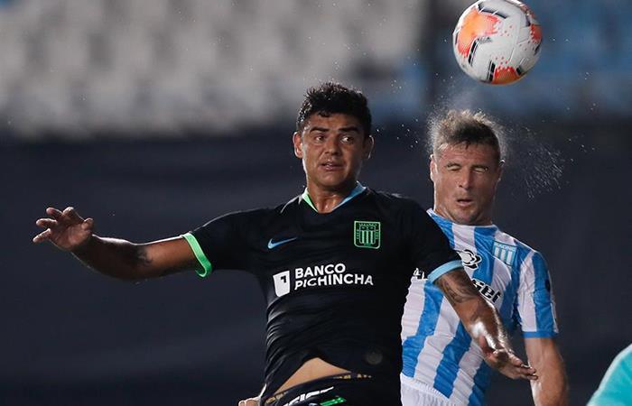 Alianza Lima no suma puntos en la Copa Libertadores 2020 (Foto: EFE)