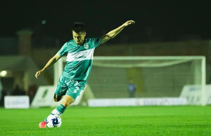 Rodrigo Cuba llegó esta temporada a Zacatepec. Foto: Facebook