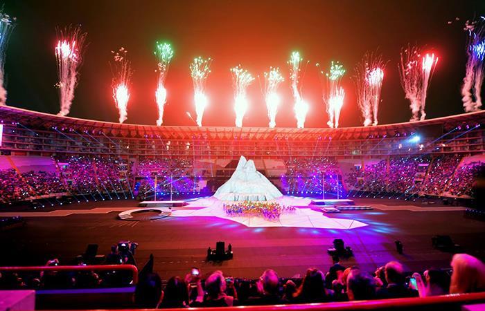 Juegos Panamericanos Lima 2019. Foto: Andina