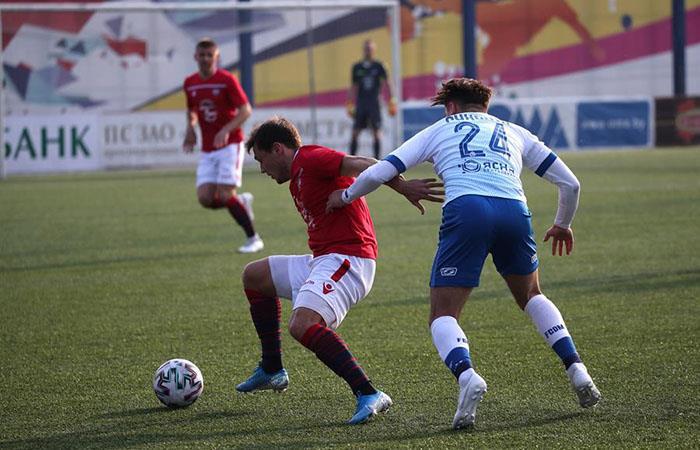 FC Minsk vs FC Dinamo-Minsk (Foto: EFE)
