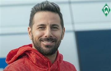 Werder Bremen, con Claudio Pizarro, volvió oficialmente a los entrenamientos