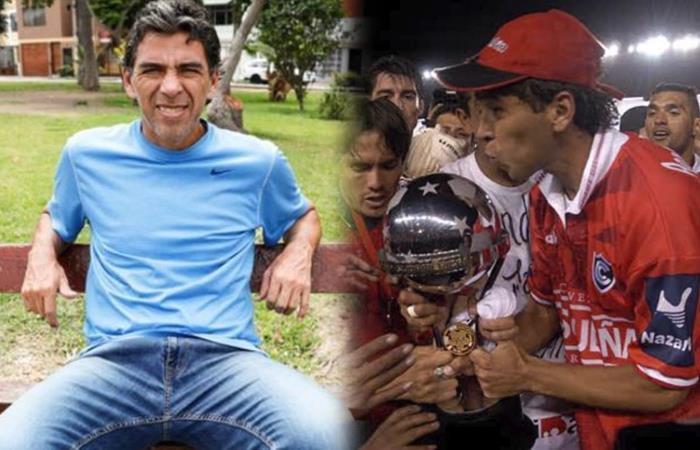 Juan Carlos Bazalar es recordado por el título de la Copa Sudamericana y Recopa con Cienciano. Foto: Facebook