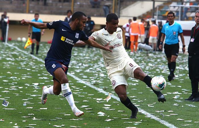 Liga 1 volverá sin público en estadios. Foto: Andina