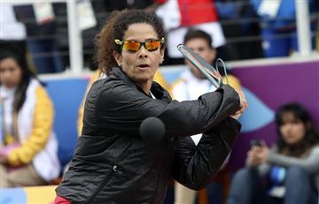 Claudia Suárez: oro peruana en Lima 2019 pide que paleta frontón sea el primer deporte en volver