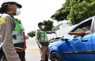 Cuarentena: Todo lo que necesitas saber para el uso de vehículo particular