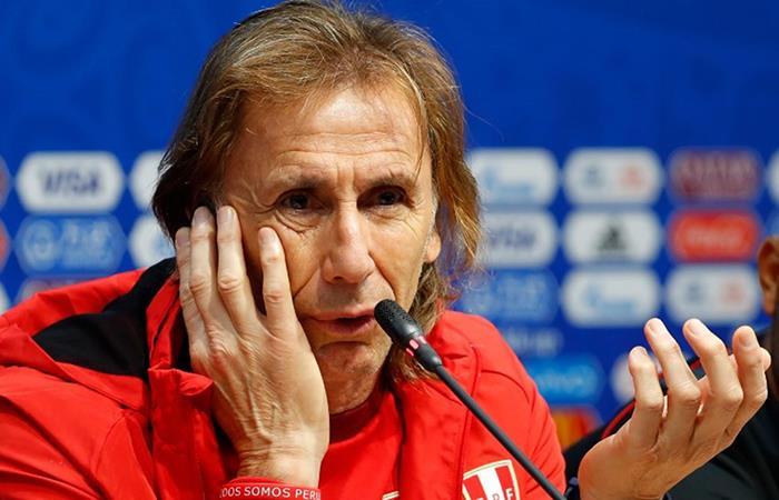 Ricardo Gareca fue elogiado por José Luis Chilavert. Foto: Andina