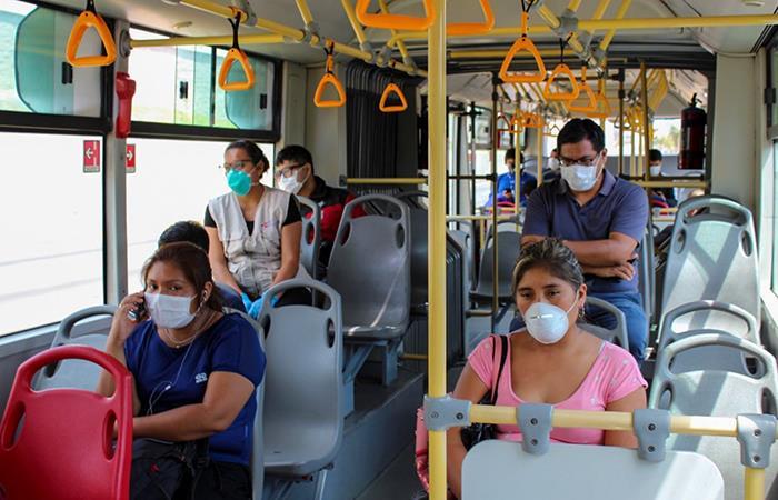 Metropolitano de Lima volverá a funcionar con normalidad este 28 de mayo. Foto: Andina