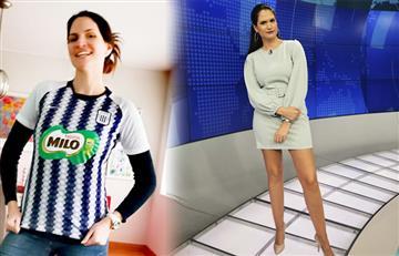 Lorena Álvarez: ¿se burló del Estadio Monumental?