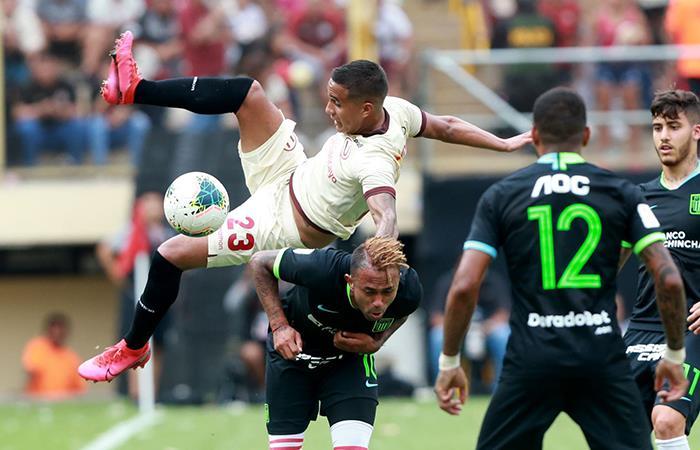 La Liga 1 del fútbol peruano ya cuenta con la evaluación del Gobierno. Foto: Andina