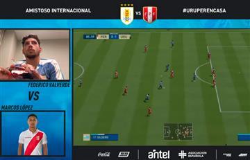 eSports: Perú perdió ante Uruguay en amistoso internacional de FIFA 20