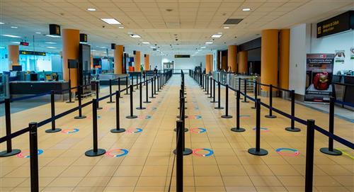 El Aeropuerto Jorge Chávez de Lima se prepara para recibir pasajeros en el nuevo normal