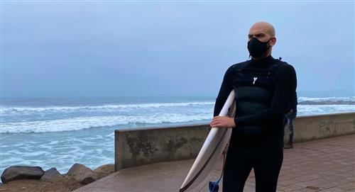 Perú: Miraflores anunció la vuelta del surf para los ciudadanos