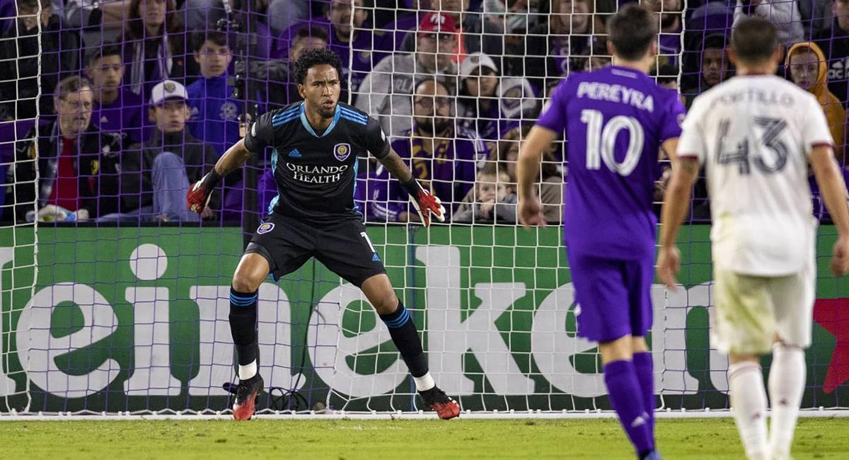 Pedro Gallese volverá a la acción en la MLS. Foto: Twitter Pedro Gallese