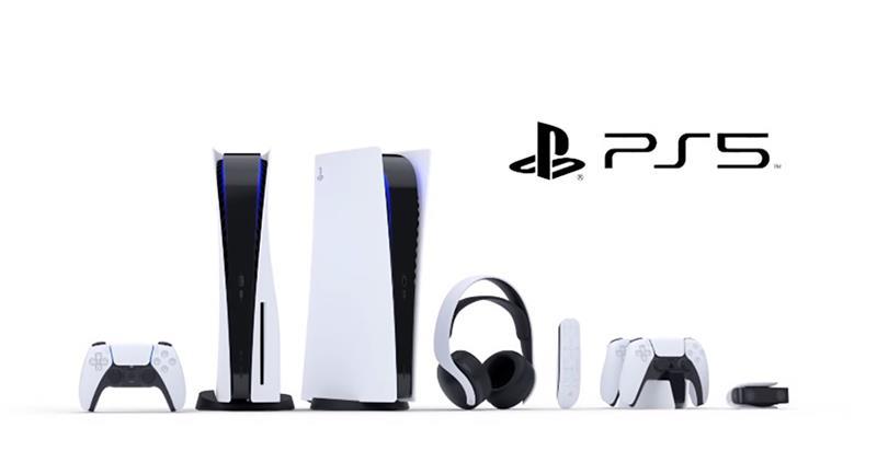 PlayStation 5 y su nuevo diseño. Foto: Captura Sony