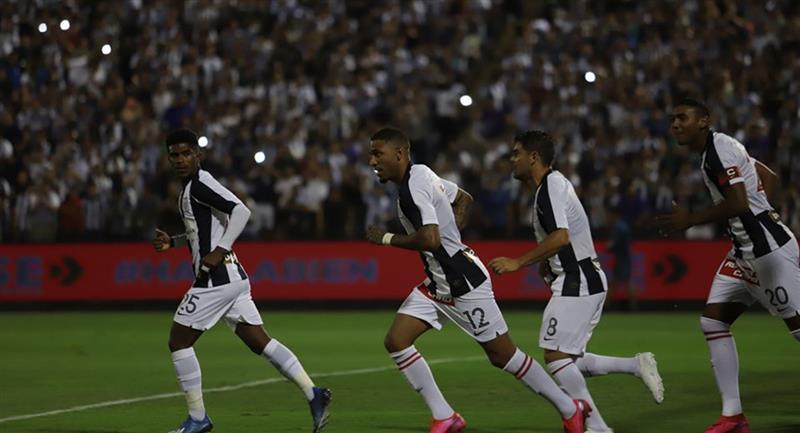 Alianza Lima participa en la Copa Libertadores. Foto: Facebook Club Alianza Lima