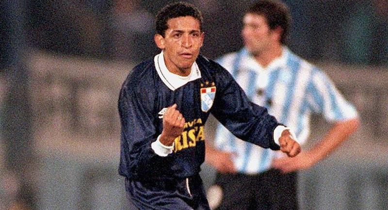 Jorge Soto jugó un total de 81 partidos con Sporting Cristal en la Libertadores. Foto: Andina