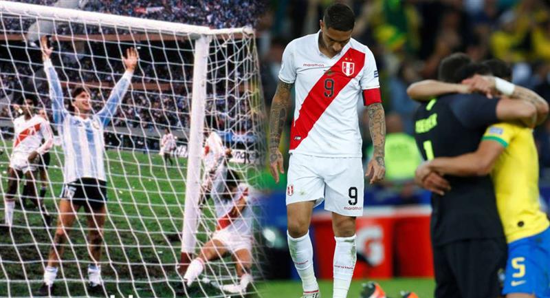 Revive los momentos más tristes de la Selección Peruana. Foto: Captura Youtube / Agencia EFE