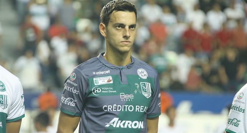 Alejandro Duarte venía destacando en el fútbol mexicano. Foto: Instagram Alejandro Duarte