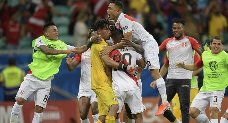 FPF recibirá ayuda de la FIFA en medio del Covid-19. Foto: Andina