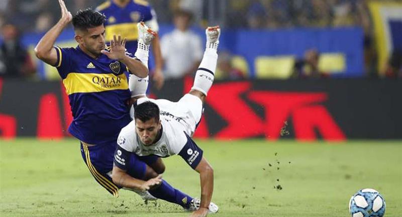 Carlos Zambrano es actual jugador de Boca Juniors. Foto: Andina