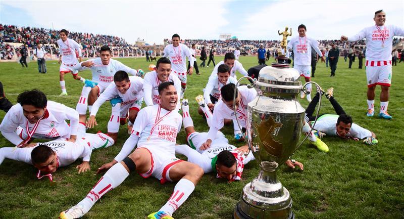 Copa Perú busca jugarse en esta temporada. Foto: Andina
