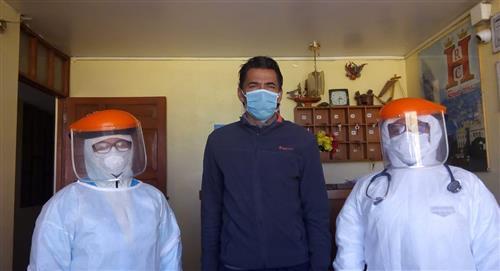 Juan Carlos Bazalar venció oficialmente al coronavirus