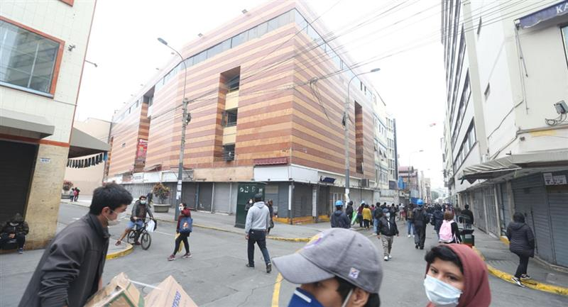 Cuarentena será levantada desde el 1 de julio. Foto: Andina Jhonel Rodríguez Robles