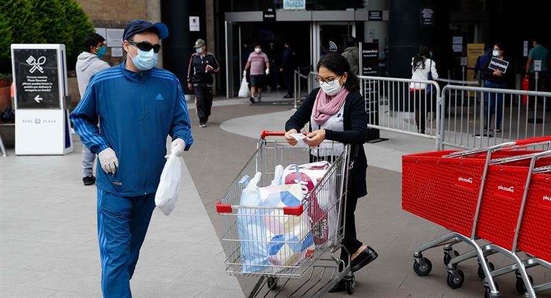 El coronavirus sigue haciendo estragos en el Perú. Foto: EFE / Paolo Aguilar/Archivo