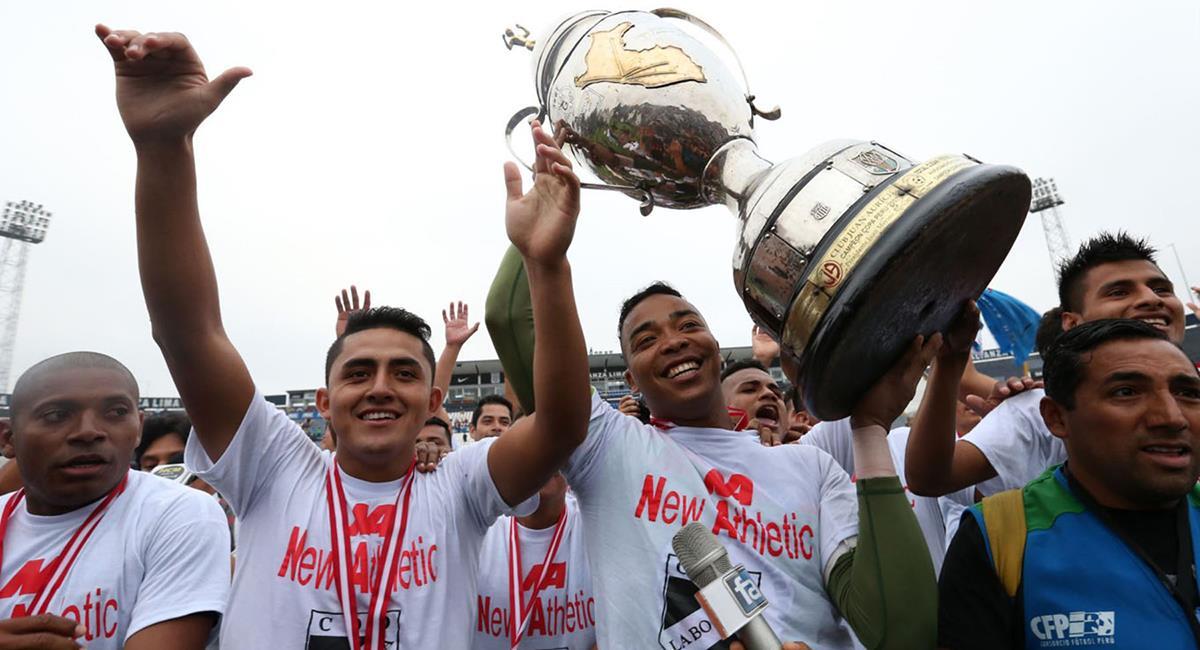 Copa Perú podría no disputarse este año. Foto: Andina