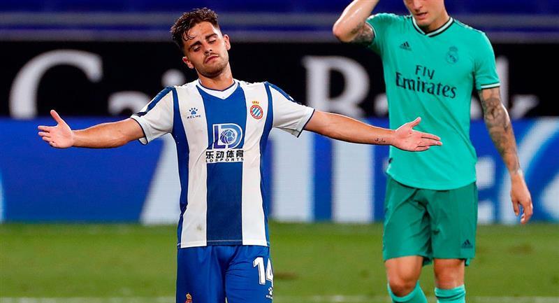 Espanyol quiere salvarse. Foto: EFE  / Alberto Estévez