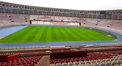 Liga 1: Estadio Nacional quedó apto para partidos del torneo local (FOTOS)