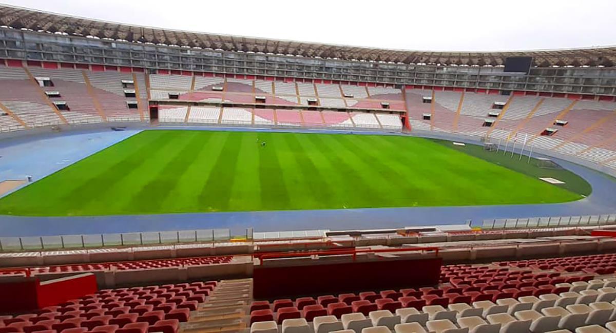 Estadio Nacional quedó en óptimas condiciones. Foto: IPD