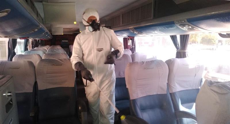 Transporte tendrá sus protocolos sanitarios. Foto: Andina