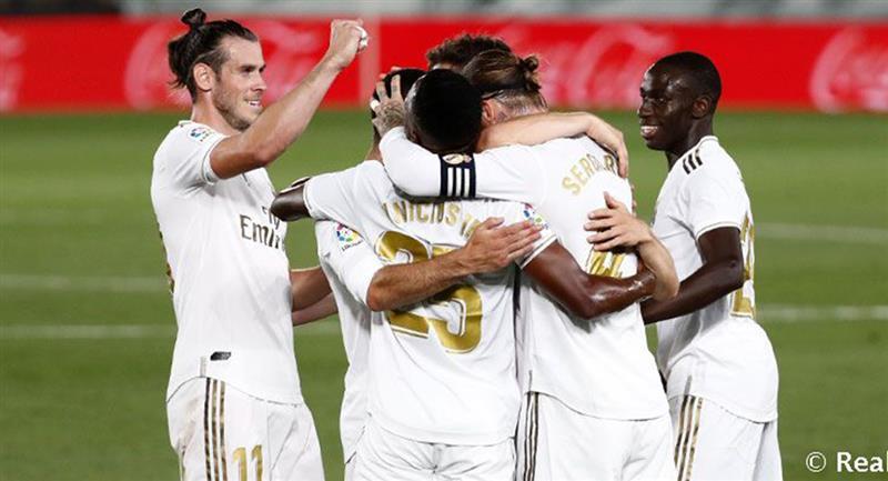 Real Madrid quiere ser más líder que nunca de LaLiga. Foto: Twitter Real Madrid