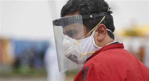 Protectores faciales: ¿quiénes deben usarlos y cómo se debe utilizar para protegerse del COVID-19?
