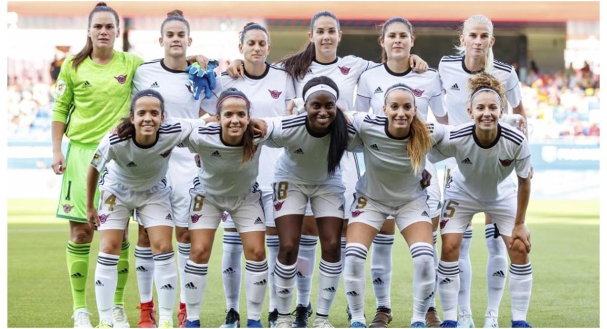 Real Madrid tendrá su primer equipo femenino en su historia. Foto: Twitter Difusión
