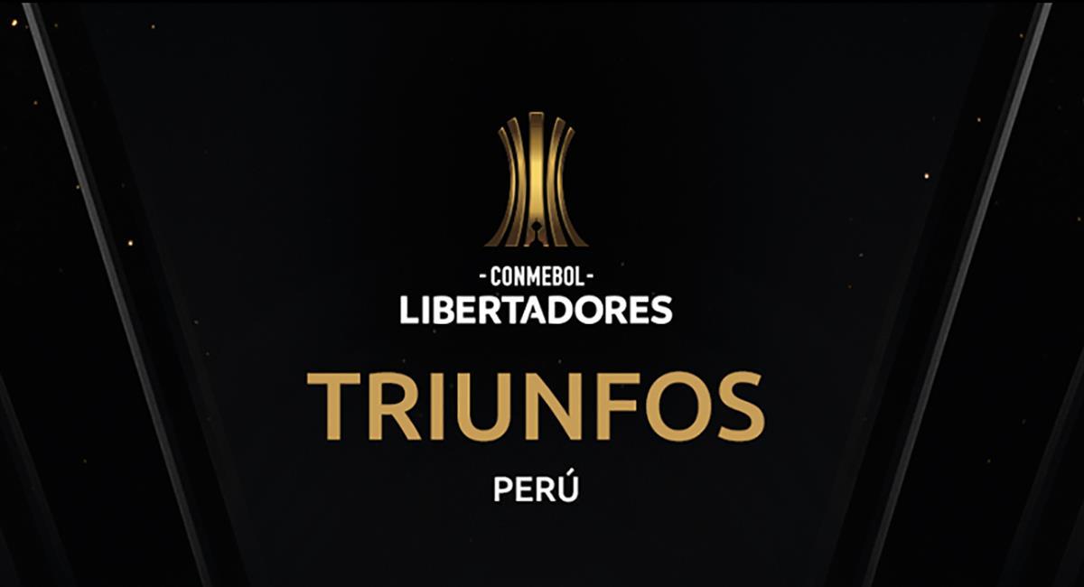 Top 5 de equipos peruanos que más veces ganaron en Copa Libertadores. Foto: Facebook Conmebol Libertadores