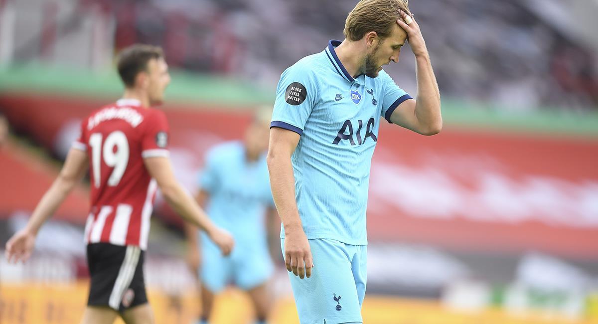 Tottenham complica su clasificación a la Champions League. Foto: EFE