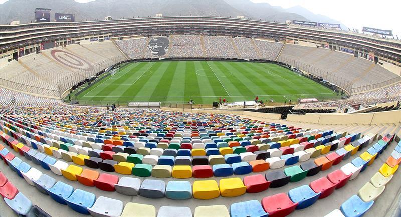 Estadio Monumental fue sede de la Final Única de Copa Libertadores 2019. Foto: Conmebol
