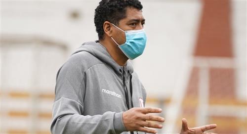 Universitario: Juan Pajuelo destacó entrenamientos 'cremas'