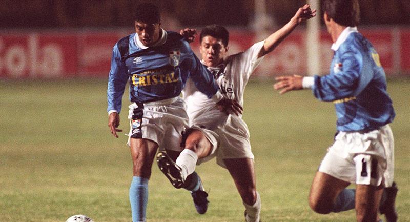 Sporting Cristal participó en 35 ediciones de la Libertadores. Foto: Andina