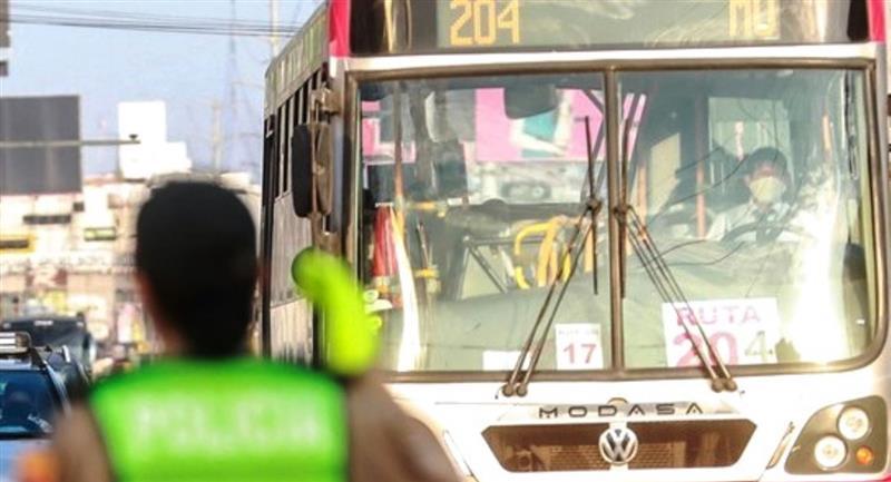 Gobierno publica Decreto que otorga subsidio económico al transporte. Foto: Andina